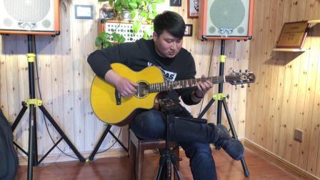 万妮达吉他音色试听~文龙吉他