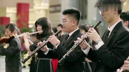 上海虹桥机场-《我和我的祖国》祝福祖国70华诞