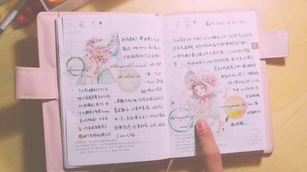 2019年2月hobo手帐翻翻看