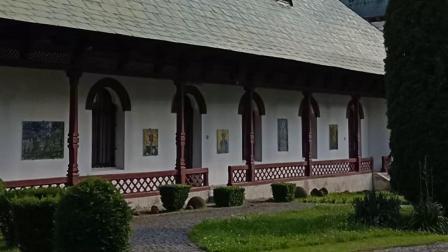 2018.7.2罗马尼亚锡纳亚东正教教堂