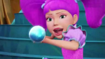 芭比之珍珠公主 芭比与神秘之门  啊 我的翅膀哪里去了