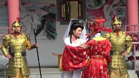 芜湖方特东方神画 许仕林救母