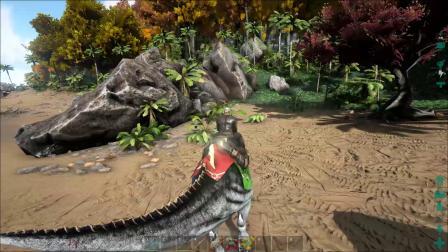 沙漠游戏《方舟生存进化》第9联机冒险娱乐解说
