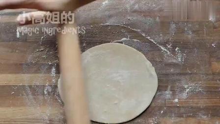 用全麦粉和盐就能做出来的印度薄饼,特点柔软,且低热量(1)