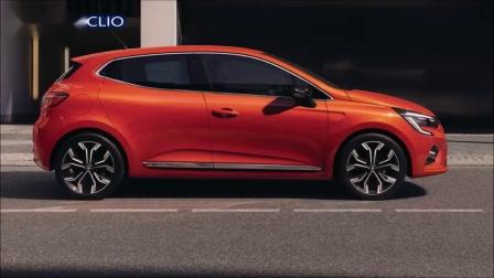 2019款雷诺Clio对比福特新嘉年华