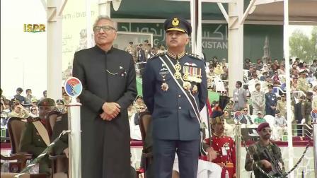巴基斯坦阅兵-八一表演队