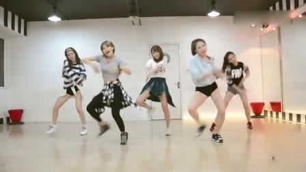 【SISP组合】原创舞蹈《青苹果乐园》舞蹈室排练版