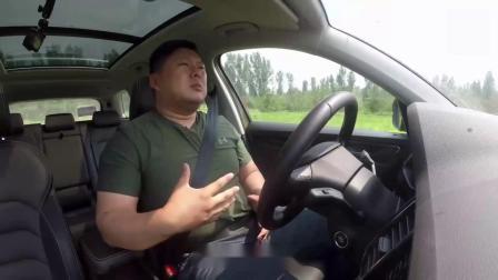 胖哥试车 胖哥杨力试驾斯柯达柯迪亚克,七座SUV越野能力也不错