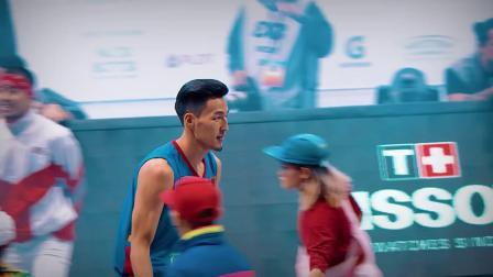 球星集锦—蒙古男篮球星恩克巴特