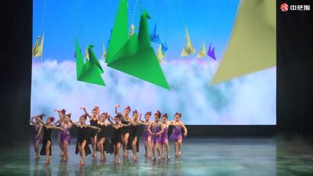 2.风情拉丁-钦州市灵山县音符飞舞艺术培训中心