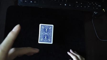 【纸牌魔术教学】怎么简单的找出观众的牌
