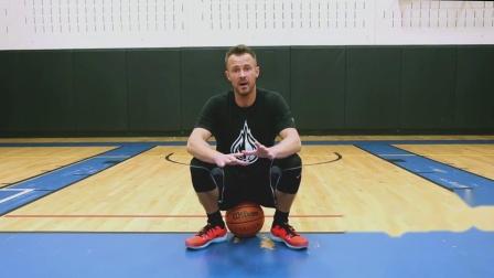 精英篮球后卫训练EGT063 用篮球进行核心训练