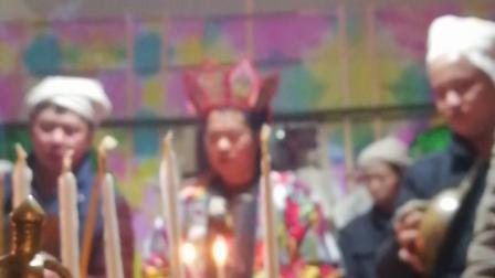 贵州罗甸法事开坛