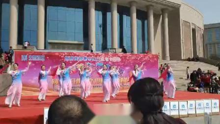清叶舞蹈队《风筝误》荣获一等奖