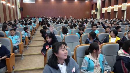溶江中学七年级首届英语听写大赛 2019年3月21日