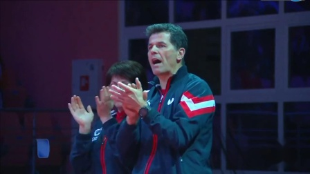 2019-2019欧洲乒联男子冠军联赛 半决赛 第1轮 第1场 第2盘 格罗斯vs波尔 乒乓球比赛视频 完整