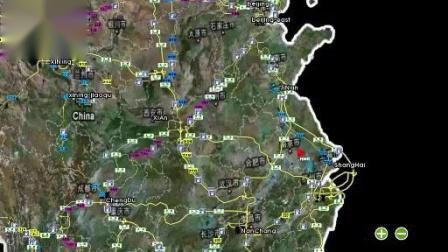 中国模拟卡车1.3豪华版 济南-上海