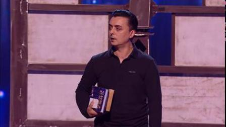 【2018英国达人秀】半决赛:那个感人的魔术师马克·斯波尔曼又带来了不可思议的魔术表演