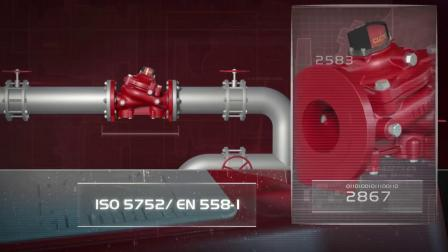 伯尔梅特推出消防系统Torrent系列阀门