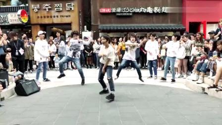 街头平民少年跳起舞来,完全不输中国的TF家族啊,越看越欣赏