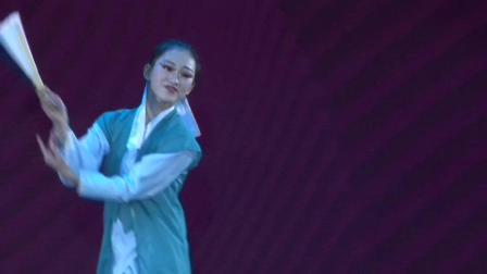 放学后大地飞舞毕业典礼 个人舞—张诗柳《书苑情话》