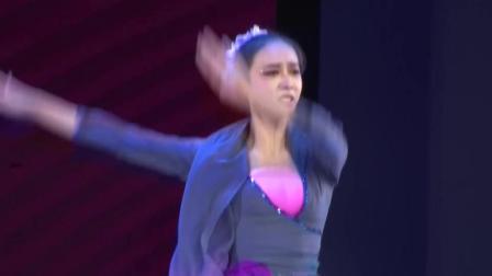 放学后大地飞舞毕业典礼 个人舞—肖明君《乡愁无边》
