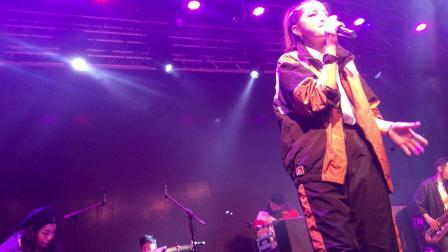 DJ OKAWARI X CELEINA ANN 2019 china tour《fragile》 Live@Peking 20190324 北京站现场