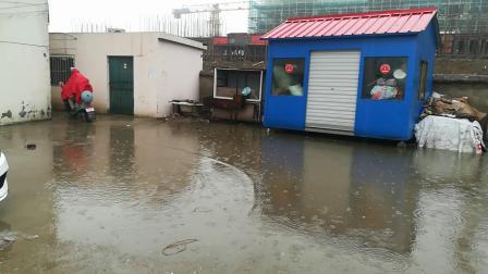 水淹龙玉庙