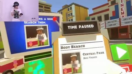 【吊德斯解说】 VR模拟超能力特工 用气球把碰瓷老大爷放飞