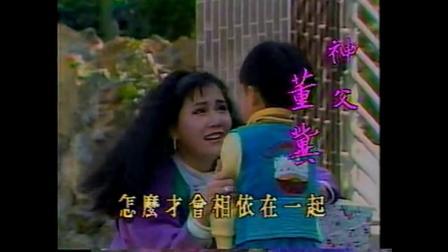 张晨光主演台湾电视连续剧双面佳人主题曲