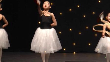 魅力校园第25届中新国际青少年艺术交流盛典《现代芭蕾》