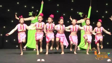 魅力校园第25届中新国际青少年艺术交流盛典《夏•雨》