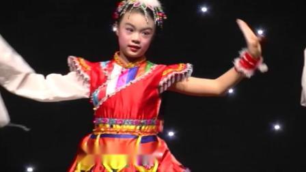 魅力校园第25届中新国际青少年艺术交流盛典《扎西德勒》