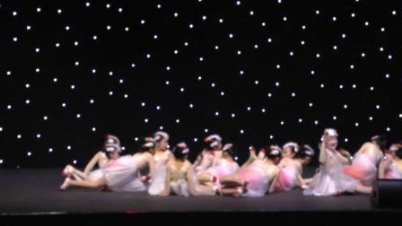 魅力校园第25届中新国际青少年艺术交流盛典《朱鹮》