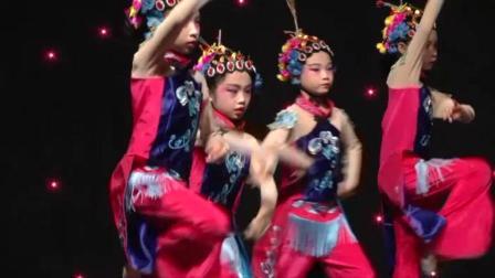 魅力校园第25届中新国际青少年艺术交流盛典《心有翎兮》
