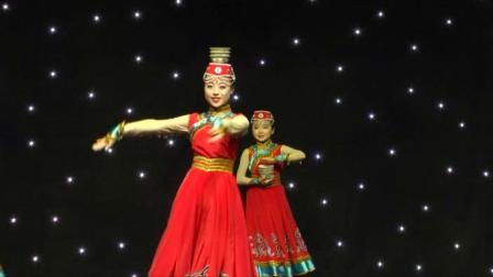 魅力校园第25届中新国际青少年艺术交流盛典《祝福》