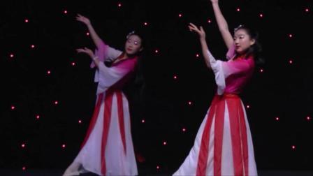 魅力校园第25届中新国际青少年艺术交流盛典《浮生若梦》