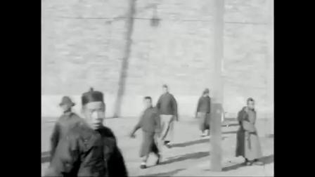 活着的历史:清朝末年,北京街头
