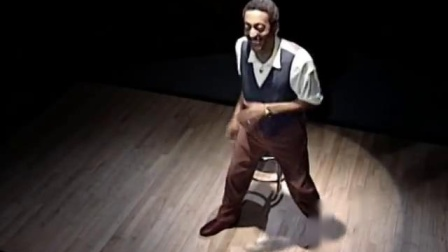 Gregory Hines | How - Basic steps: Shim Sham - Gregory Hines
