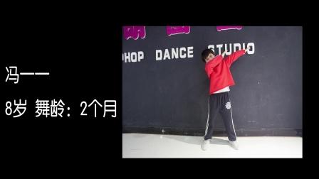 冯一一宝贝舞蹈个人秀 海城胡图图女子流行舞