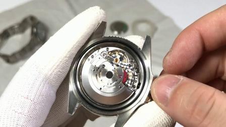 【金子讲表】劳力士3135机芯独家改装及各厂家对比测评
