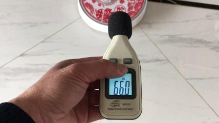 S5在MAS挡的噪声值