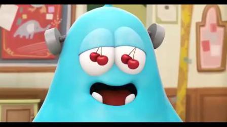 死神学校:哈哈!这是一个有味道的视频!独眼兽为爱牺牲好大啊!