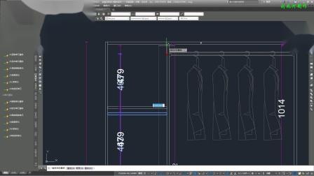 全屋定制设计橱柜衣柜设计模块系列——万能层板模块