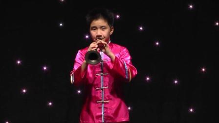魅力校园第25届中新国际青少年艺术交流盛典《大地回春》