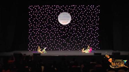 魅力校园第25届中新国际青少年艺术交流盛典《 丝路霓裳 》