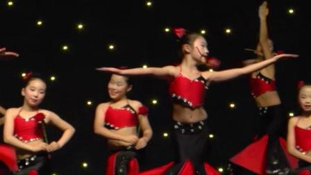 魅力校园第25届中新国际青少年艺术交流盛典《 女儿花 》
