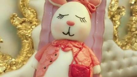 洋装👗大兔子