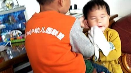笑笑和哥哥