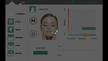 如何捕捉皮肤图像_Dermobella Skin_安卓系统